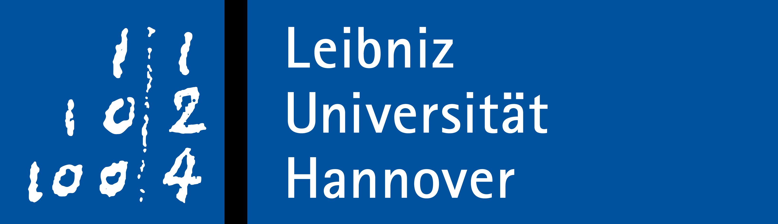 logo Leibniz Universität Hannover