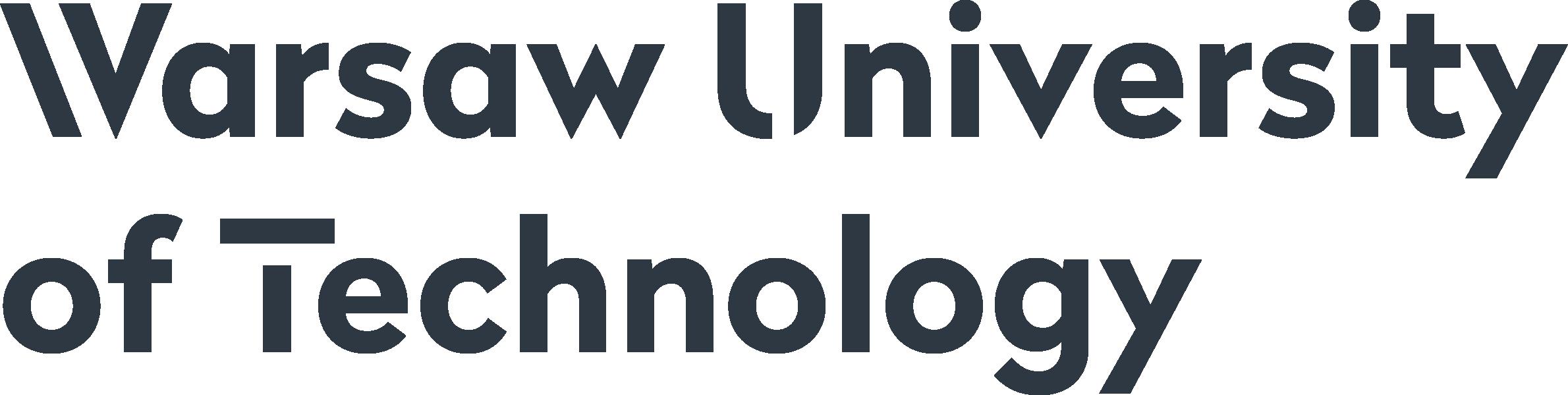 logo Warsaw University of Technology