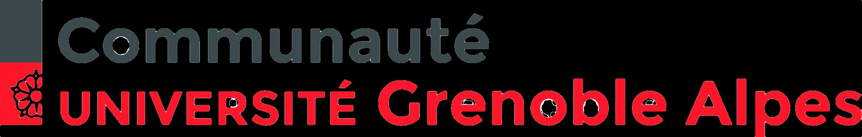 logo Communauté Université Grenoble Alpes