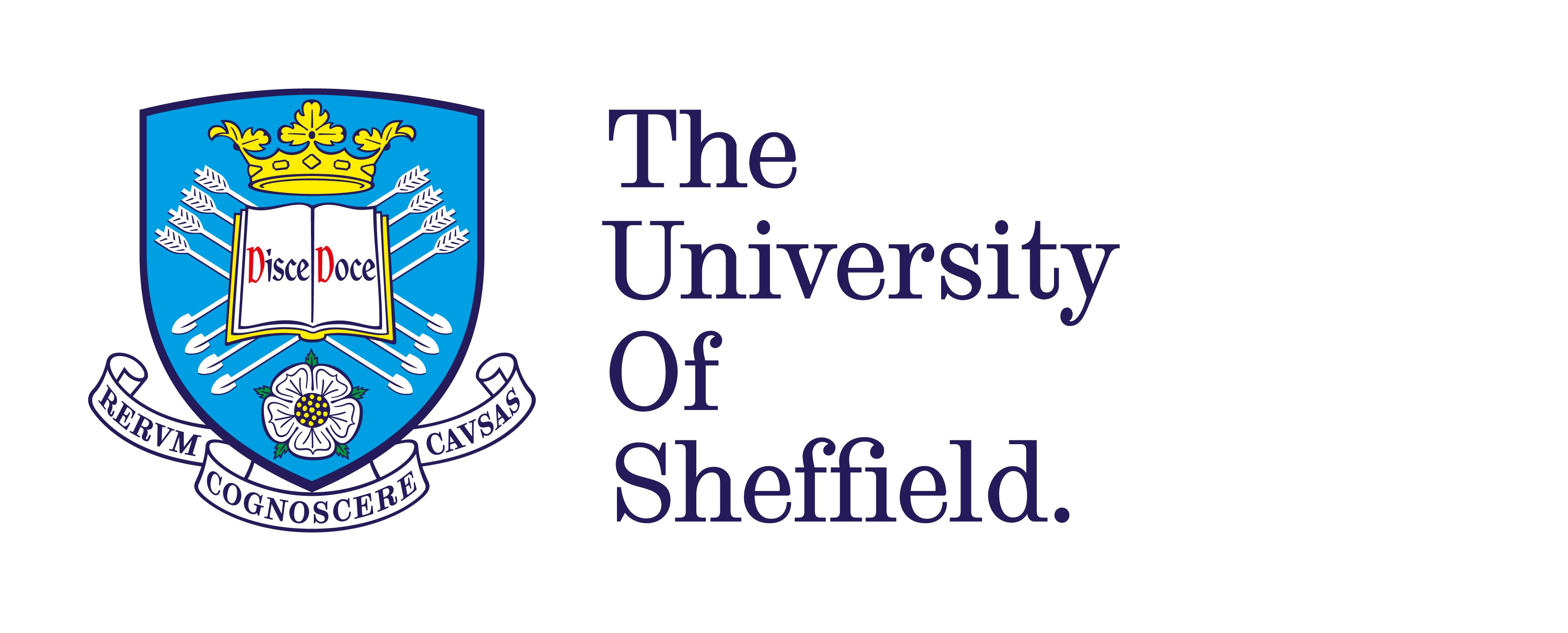 logo University of Sheffield