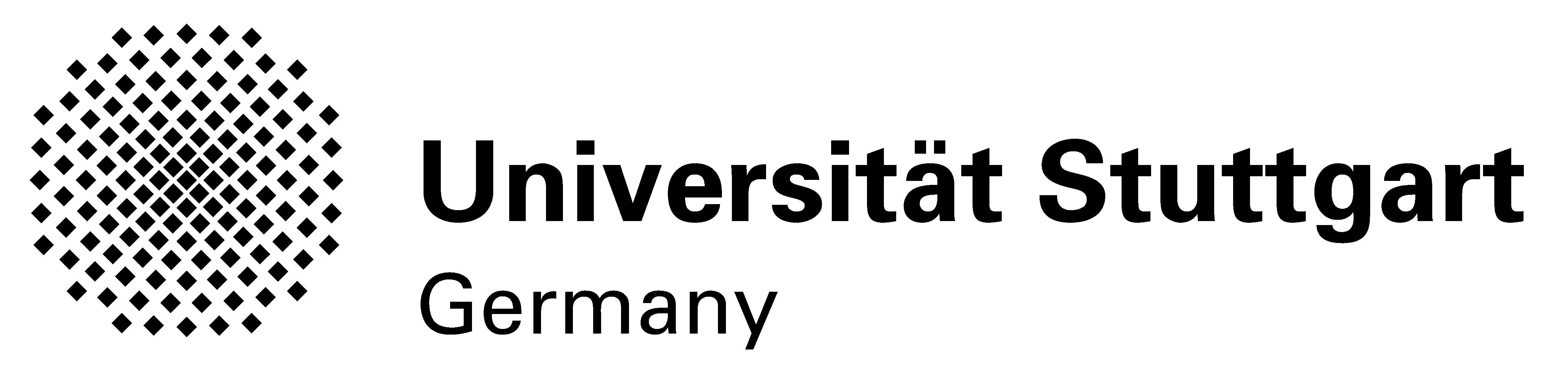 logo University of Stuttgart